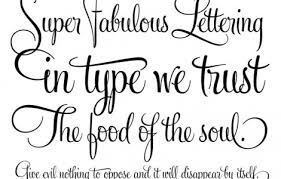 Fonts For Tattoos Cursive Fonts For Tattoos Tattoos Designs Ideas