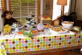 Wedding Food Tables Baby Shower Food Ideas Baby Shower Food Table Ideas Food Table
