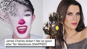 James charles even took to making his own youtube video called tati to address his side of the scandal, and keep scrolling for some of the funniest memes that encapsulate the james charles. The Memes About The James Charles And Tati Westbrook Drama Are Already Out Of Control Popbuzz