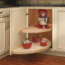 rev a shelf 35 lazy susan half moon wood 2 shelf reviews wayfair lazy susans for kitchen cabinets