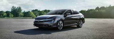 Color Options For The 2018 Honda Clarity Plug In Hybrid
