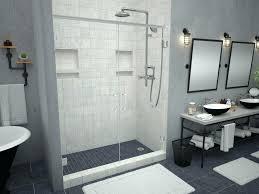large size of sloped shower pans for tile showers pan kit pre bathrooms now sloped shower pan medium size of kit