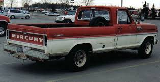 Mercury Trucks 1967 1968 ID and details... - The FORDification.com ...