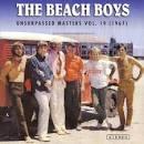Unsurpassed Masters, Vol. 19 (1967) album by The Beach Boys