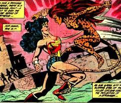 Wonder Woman 1984 Leak Reveals Cheetah S David Bowie Inspired New Look