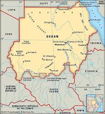 And - Ethnic Of Sudan Shape Conflicts