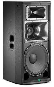 jbl powered speakers. jbl prx735 15 in 3 way powered pa speaker 1500w + jbl speakers