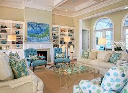 Coastal Theme Living Furniture Design Living Room