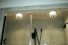 Lighting for shower Wet Location Recessed Shower Light Shower Light Fixture Waterproof Shower Lighting Top Living Room Amazing Kitchen Can Lights Recessed Shower Light Noburninfo Recessed Shower Light Recessed Lights Bathroom Group Picture Image