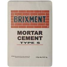 Brixment Color Chart Txi 50 Lb Type S White Mortar Mix 5327 The Home Depot