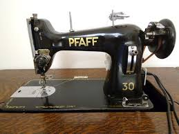 Pfaff Sewing Machine Model History
