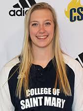 Jessica Fleischman 2019 Softball - College of Saint Mary