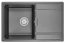 Кухонная <b>мойка Гранула</b>(Granula) <b>7804</b> - прямоугольная с ...