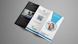 make tri fold brochure how to create tri fold brochure template design for printing