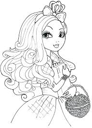 Disney Descendants Coloring Pages Download By 2 And To Print Apples