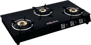 Stove Burner Automatic Burner Gas Stove With Marble Printed Single