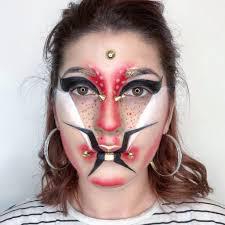 kabuki fantasy makeup