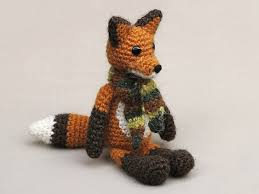Crochet Fox Pattern Fascinating Ravelry Flam The Fox Pattern By Sonja Van Der Wijk