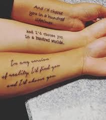 Wunderschöne Geschwister Tattoos Die Wirklich Unter Die Haut Gehen