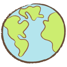 Image result for earth clipart