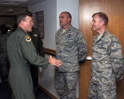 12th AF Commander visits Dyess