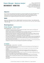 Ecommerce Job Descriptions Others Executive Senior Business Analyst Resume With Investment