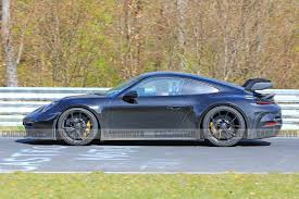Porsche is listening to enthusiast customers with the new 911 gt3, which features notable improvements over the standard 992. 2021 Porsche 911 Gt3 Will Still Have A Naturally Aspirated Shriek