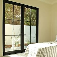 out swing patio doors