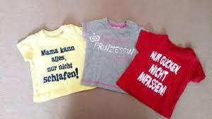 3 Coole Sprüche T Shirts Gr 68 In Sachsen Mittweida