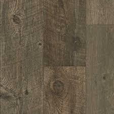 lowes sheet vinyl tarkett 12 ft w fumed wood finish fiberfloor sheet vinyl lowes canada