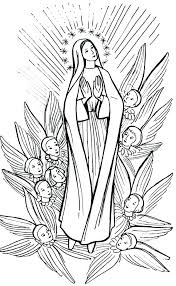 All Saints Day Catholic Coloring Pages All Saints Day Coloring Page