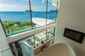 Ocean Bedroom Phuket Oceanfront Villas One Bedroom Ocean Pool Loft Kata Rocks
