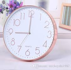 wall clocks for office. Living Room Clocks Office Simple Three Dimensional Numbers Modern  Fashion Quartz Clock Decoration Wall For Wall Clocks For Office E