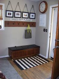 black and white striped runner rug decoration minimalist entryway rugs ideas image 62