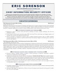 eric sorensen resume 12 9 2015 - Ciso Resume