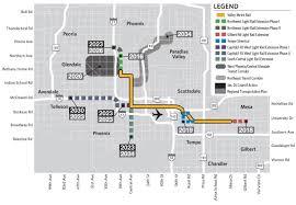 Phoenix Light Rail Map 2019 City Approves 50 Million For South Phoenix Light Rail Amid