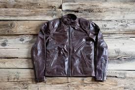 shangri la heritage cafe racer leather jacket still