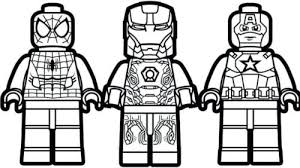 Children and adults dream of possessing their superpowers. 30 Free Avengers Coloring Pages Printable