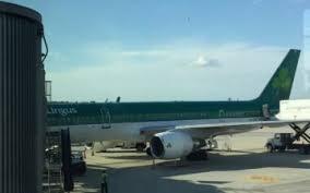 Review Aer Lingus Economy 757 Washington To Dublin One