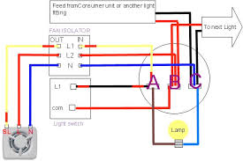 install shower extractor fan electrics extractor fan wiring diagram
