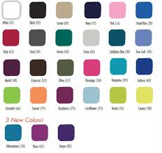 Scrub Color Chart Scrub Colours Scrub Prints Mobb Medical