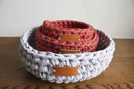 Free Crochet Basket Patterns Cool 48 Free Crochet Basket Patterns