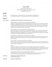resume for security job a good resume cover cover letter gallery of computer security resume