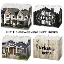 realtor diy welcome to your new home gift box