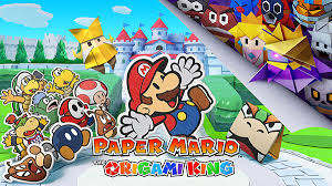paper mario game on july 17