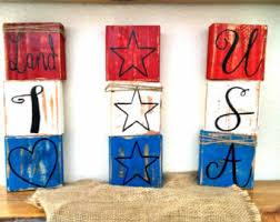 Small Picture Americana home decor Etsy