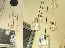 plug in chandelier 5 faceted chandelier plug lighting with in decorations 9 plan 8 plug in outdoor chandelier lighting