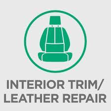 car interior and leather repair