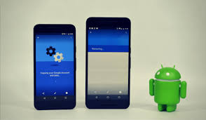 Setup Phone How To Transfer Data To A New Android Phone With Set Up