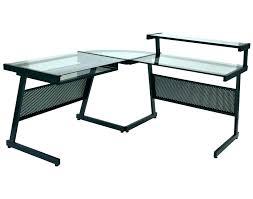 z line glass desk z line desk z line glass computer desk z line glass computer